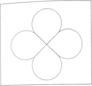 Крест (лотос) как отображение мира 2
