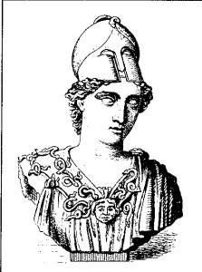 афина софья